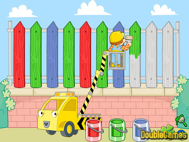 Free Download Bob the Builder: Can-Do Zoo Screenshot 3