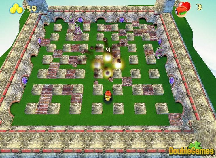 Free Download Bombermania Screenshot 1