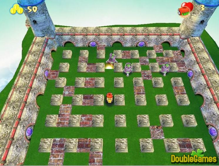 Free Download Bombermania Screenshot 2