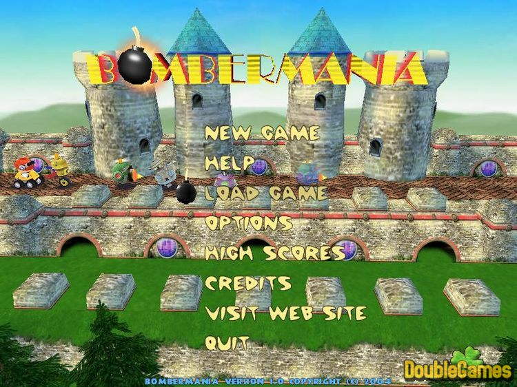 Free Download Bombermania Screenshot 3