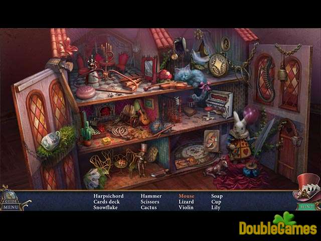 Free Download Bridge to Another World: Alice in Shadowland Collector's Edition Screenshot 2