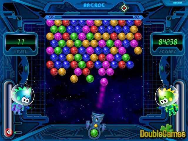 Free Download Bubble Odysssey Screenshot 1