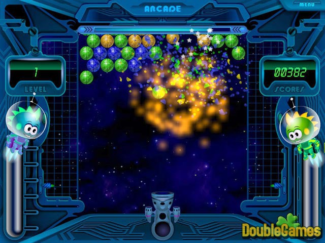 Free Download Bubble Odysssey Screenshot 2