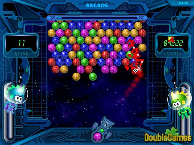 Free Download Bubble Odysssey Screenshot 3