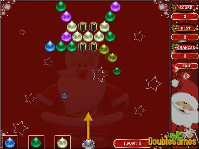 Free Download Bubble Shooting: Christmas Special Screenshot 3