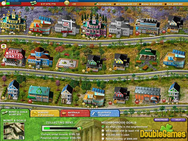 Free Download Build-a-lot 2: Town of the Year Screenshot 2