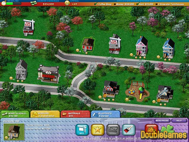 Free Download Build-a-lot 2: Town of the Year Screenshot 3