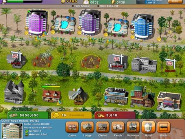 Free Download Build-a-lot: On Vacation Screenshot 1