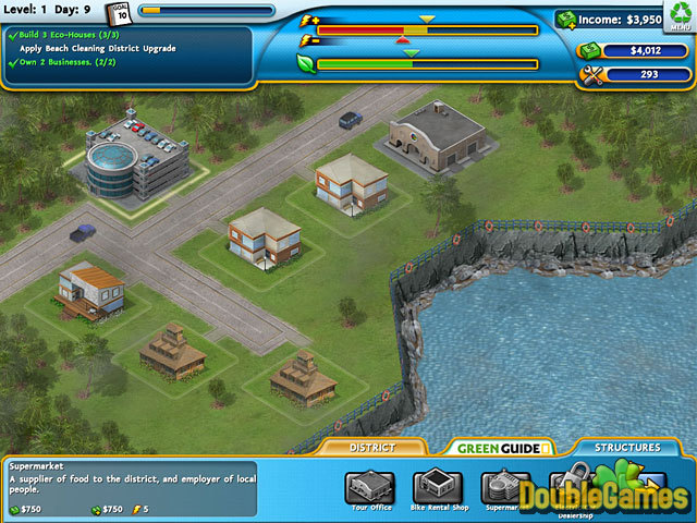 Free Download Build It Green: Back to the Beach Screenshot 1