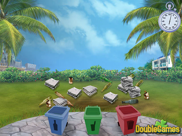 Free Download Build It Green: Back to the Beach Screenshot 2