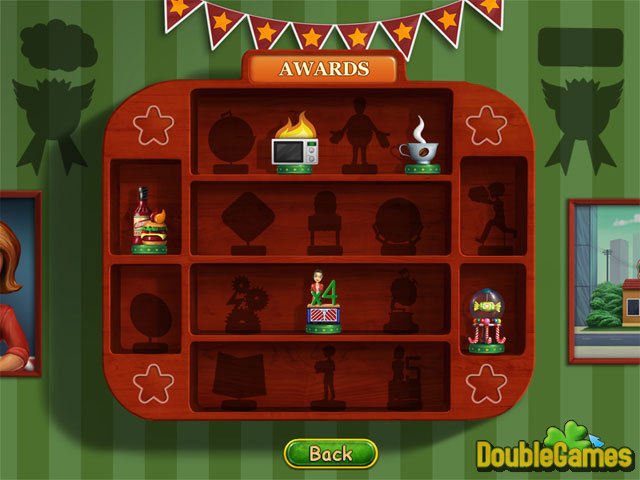 Free Download Burger Bustle: Ellie's Organics Screenshot 3