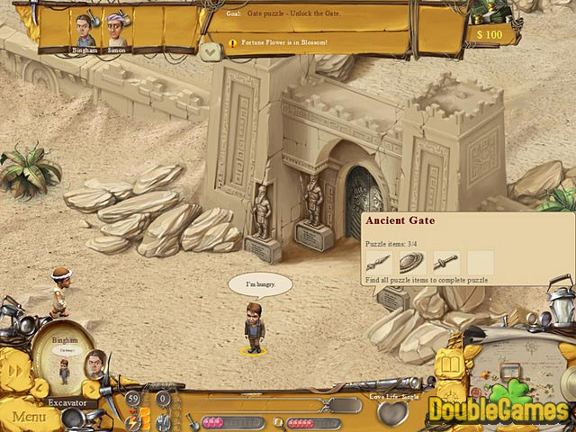 Free Download Buried in Time Screenshot 2