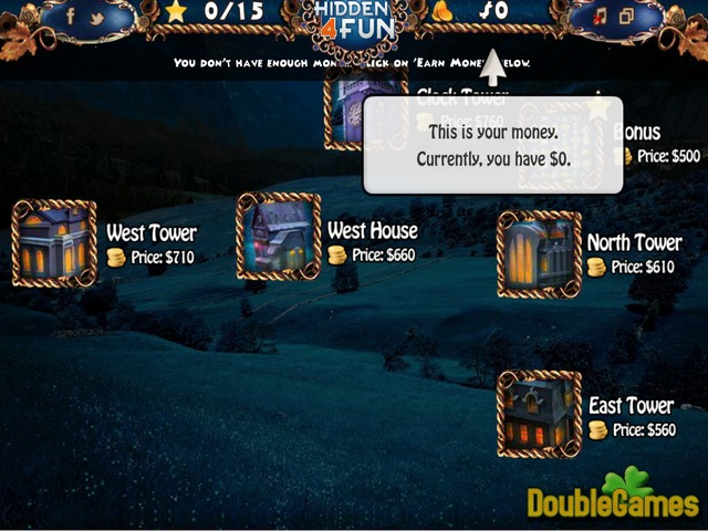 Free Download Buried Treasure Screenshot 2