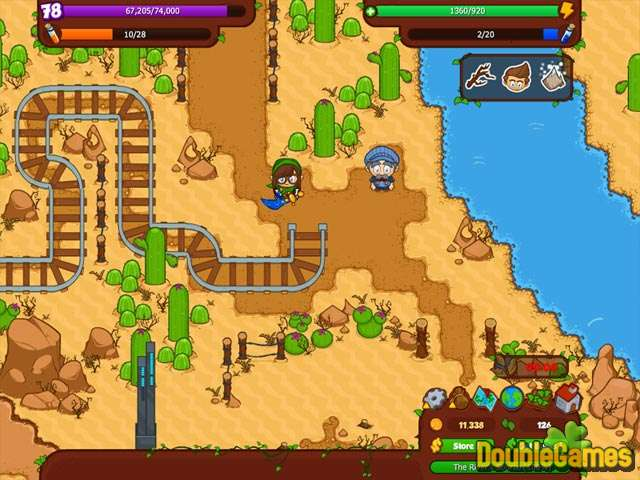 Free Download Bush Whacker 2 Screenshot 2