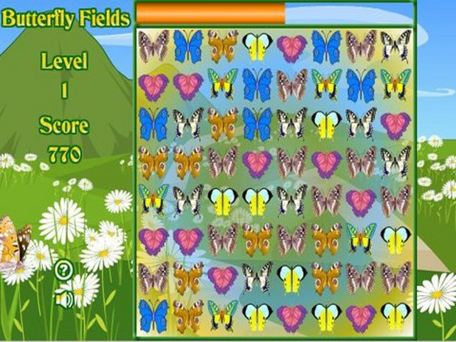 Free Download Butterfly Fields Screenshot 3