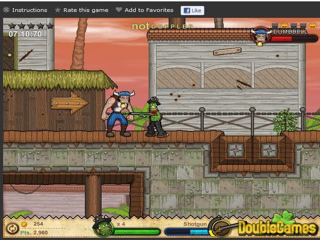 Free Download Cactus McCoy 2: The Ruins of Calavera Screenshot 2