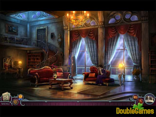 Free Download Cadenza: The Kiss of Death Collector's Edition Screenshot 1