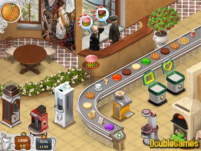 Cake Shop 3 pc