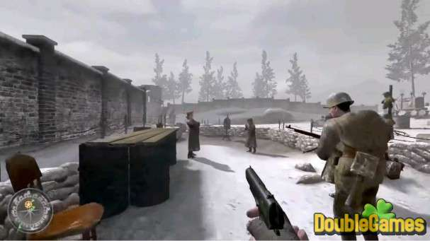 Free Download Call of Duty 2 Screenshot 1