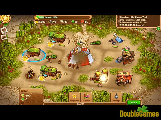 Free Download Campgrounds III Collector's Edition Screenshot 2