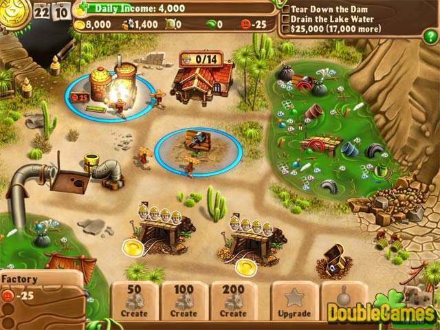Free Download Campgrounds: The Endorus Expedition Collector's Edition Screenshot 3