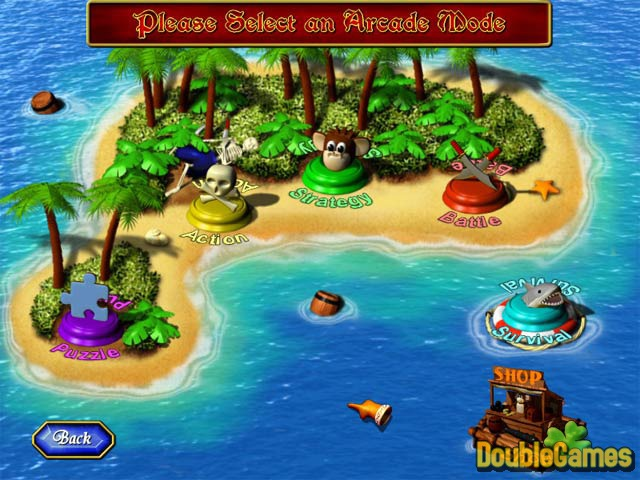 Free Download Captain BubbleBeard's Treasure Screenshot 3