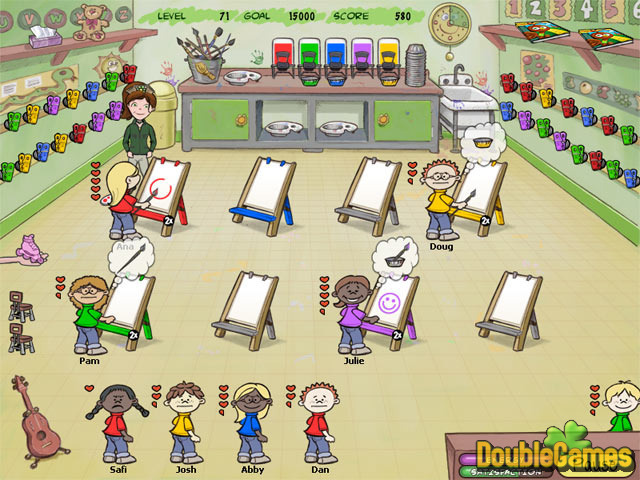 Free Download Carrie the Caregiver 2: Preschool Screenshot 1