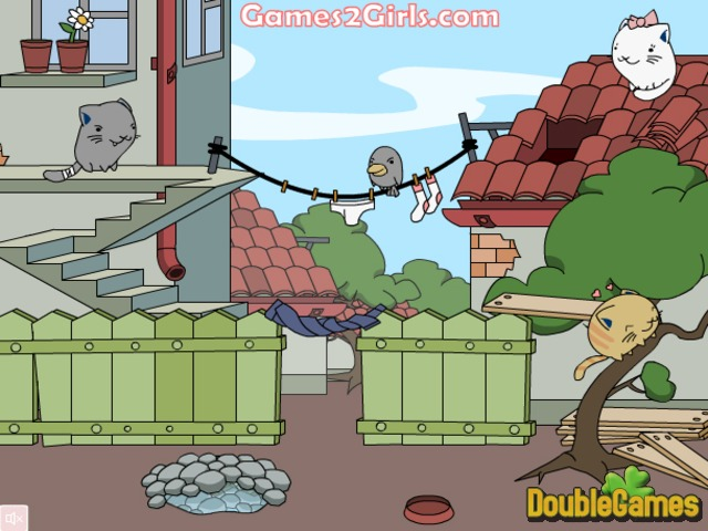 Free Download Cats In Love Screenshot 2