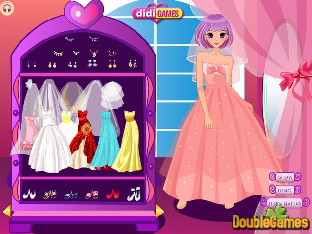 Free Download Charming Bride Screenshot 2