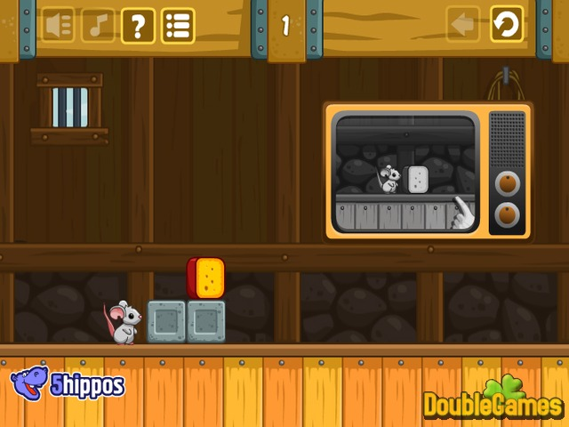 Free Download Cheese Barn Screenshot 1