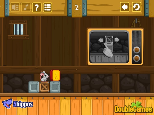 Free Download Cheese Barn Screenshot 2
