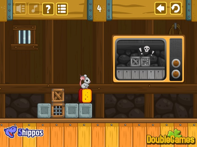 Free Download Cheese Barn Screenshot 3