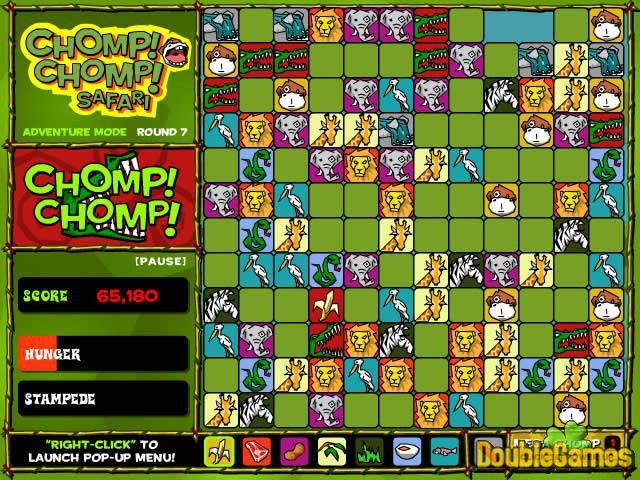 Free Download Chomp! Chomp! Safari Screenshot 3