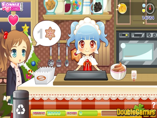 Free Download Christmas Cookies Screenshot 3
