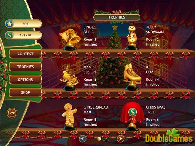 Free Download Christmas Griddlers Screenshot 2