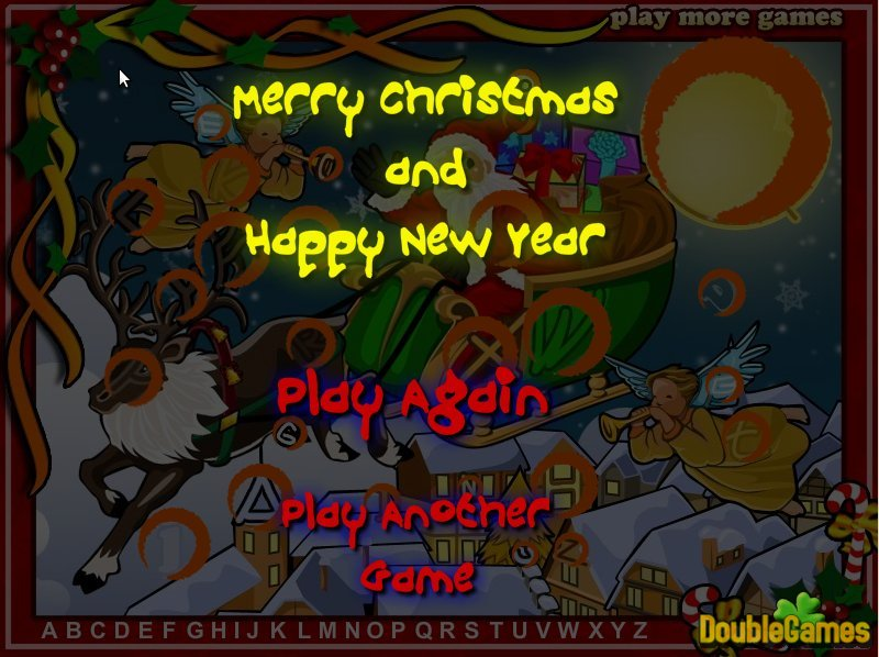 Free Download Christmas Letters Screenshot 3