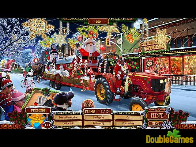 Free Download Christmas Wonderland 4 Screenshot 1