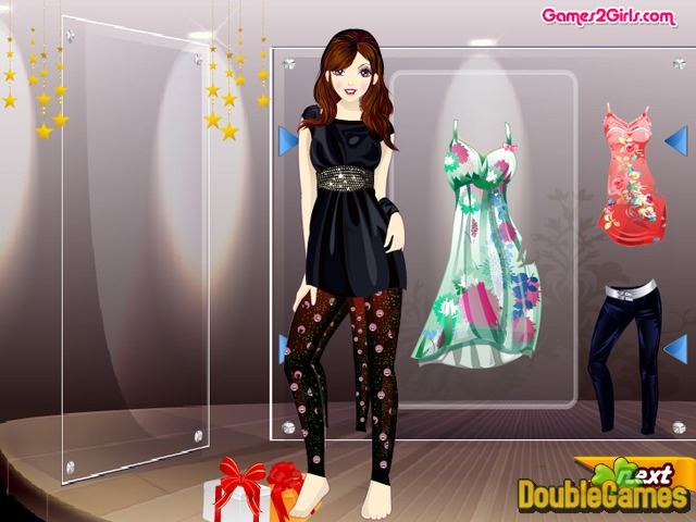 Free Download Claire's Christmas Shopping Screenshot 2