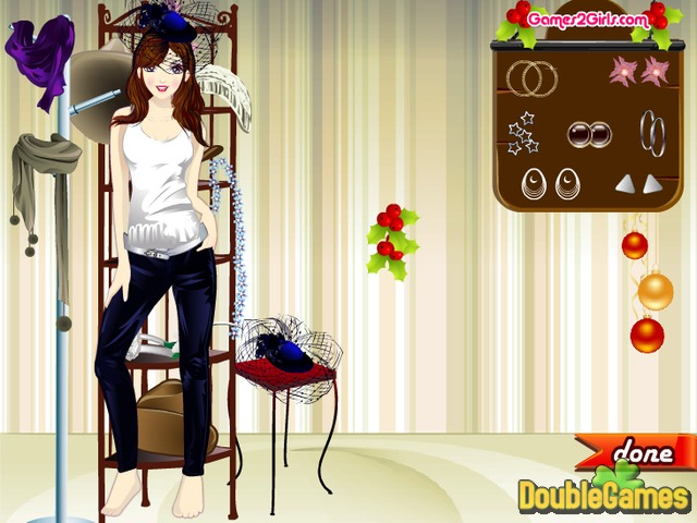 Free Download Claire's Christmas Shopping Screenshot 3