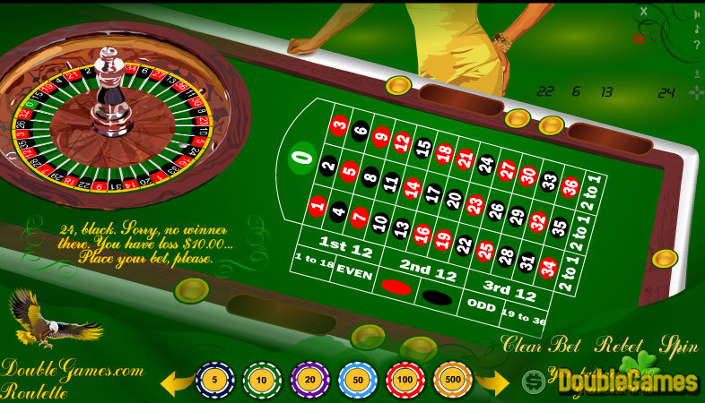 Free Download Classic Roulette Screenshot 2