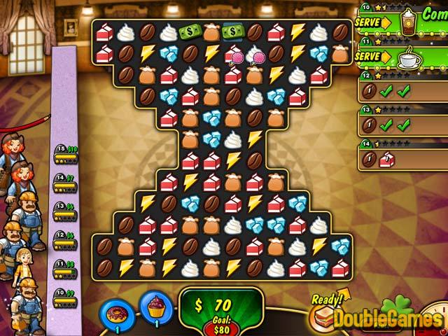 Free Download Coffee Rush 2 Screenshot 1
