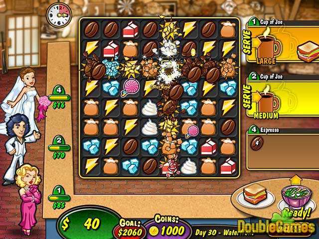 Free Download Coffee Rush Screenshot 2