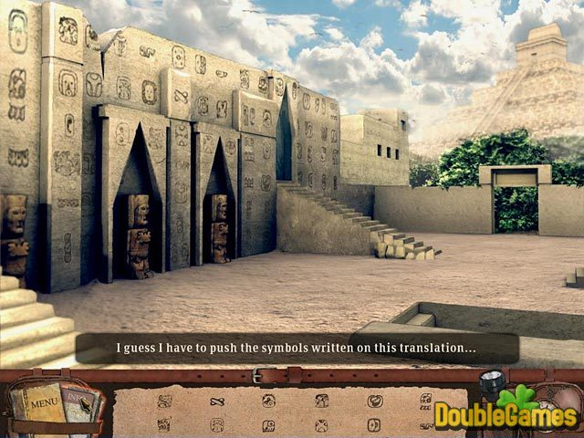 Free Download Column of the Maya Screenshot 1