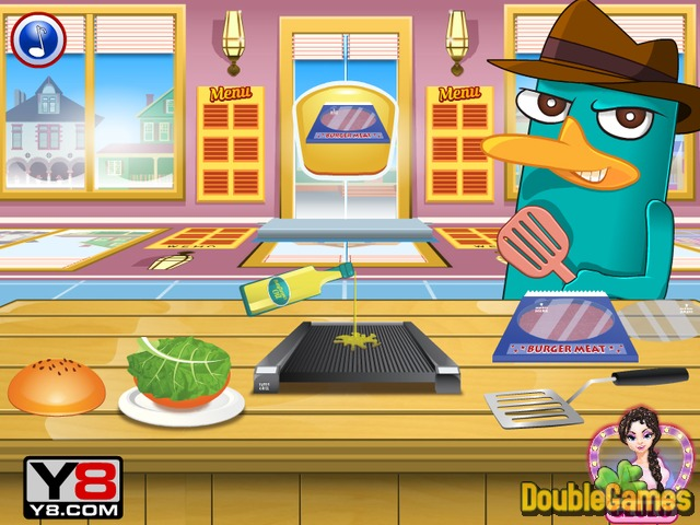 Free Download Cooking American Hamburger Screenshot 3