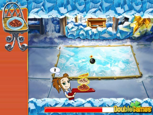 Free Download Cooking Dash 3: Thrills and Spills Collector's Edition Screenshot 2