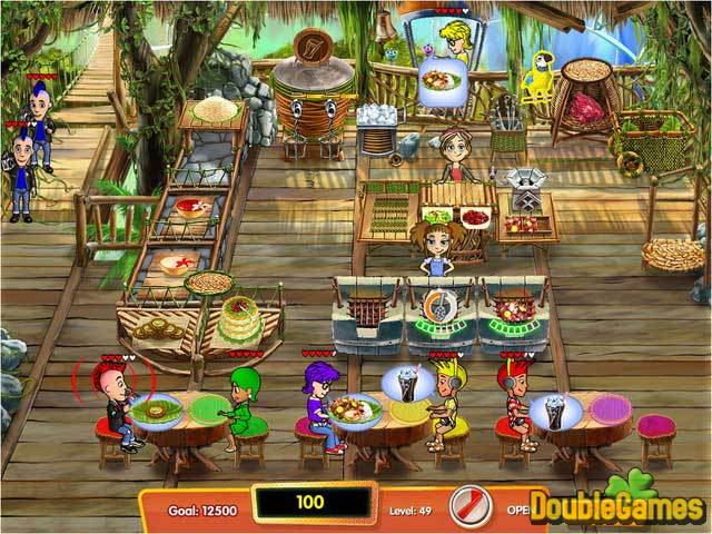 Free Download Cooking Dash 3: Thrills and Spills Collector's Edition Screenshot 3