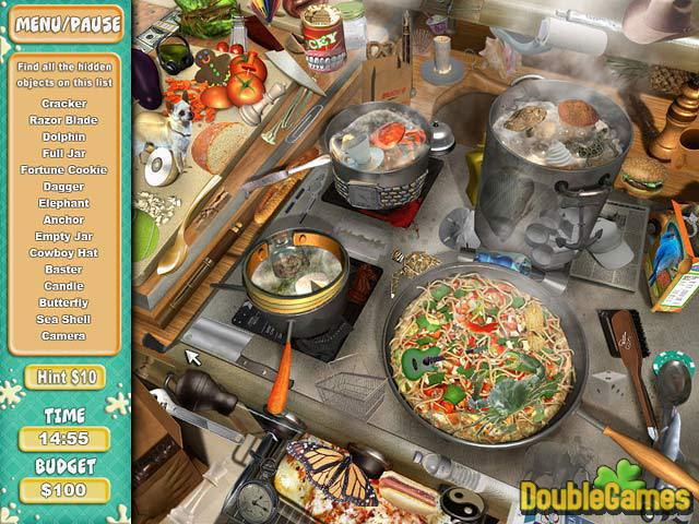 Free Download Cooking Quest Screenshot 1