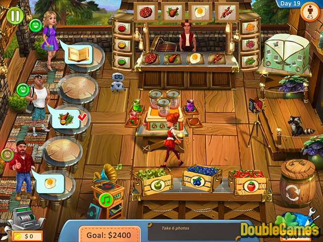 Free Download Cooking Trip Screenshot 1