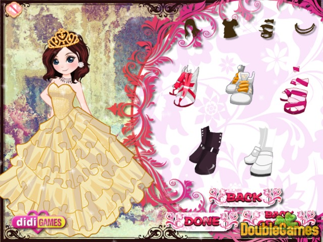 Free Download Court Doll Screenshot 3