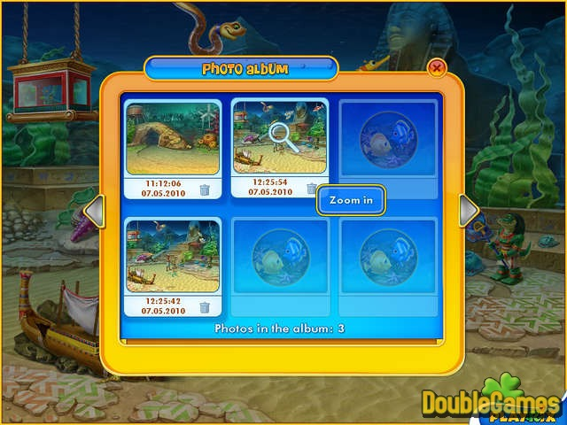 Free Download Cradle of Fishdom Double Pack Screenshot 1